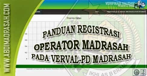 Verval-PD Madrasah