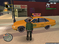 GTA San Andreas Snow Mod - screenshot 18