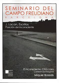 El inconsciente, Otra cosa (2013)