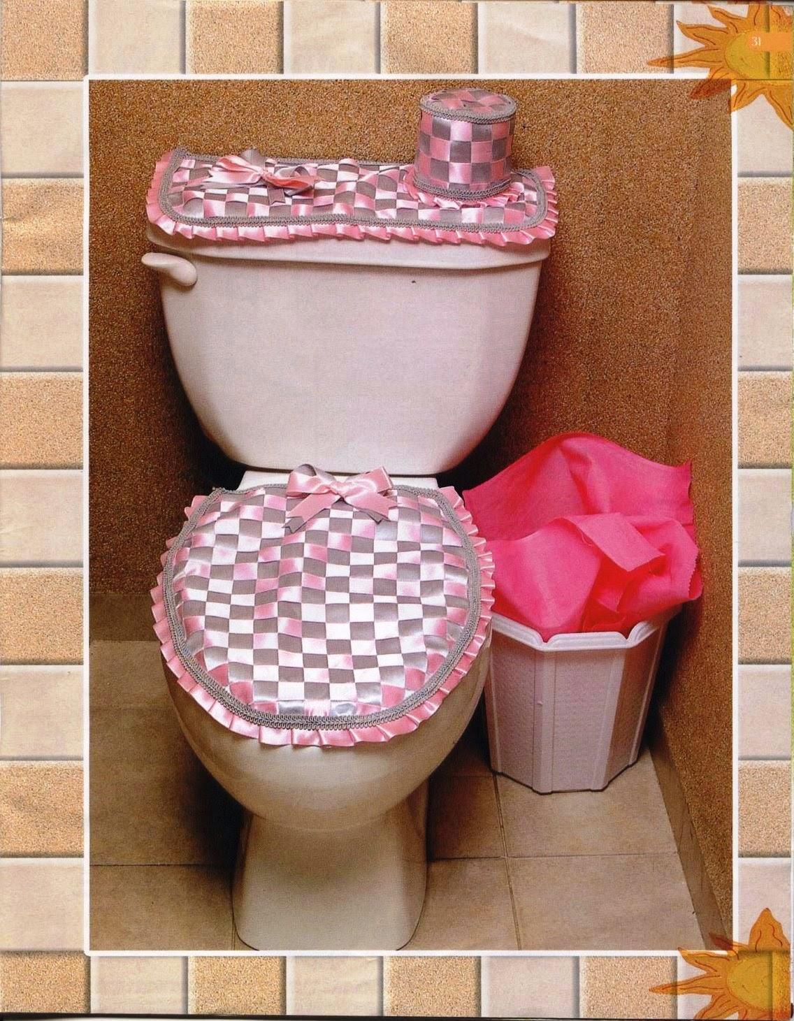 Creaciones Kathy Juegos De Baño:Como hacer juegos de baño – Revistas de manualidades Gratis