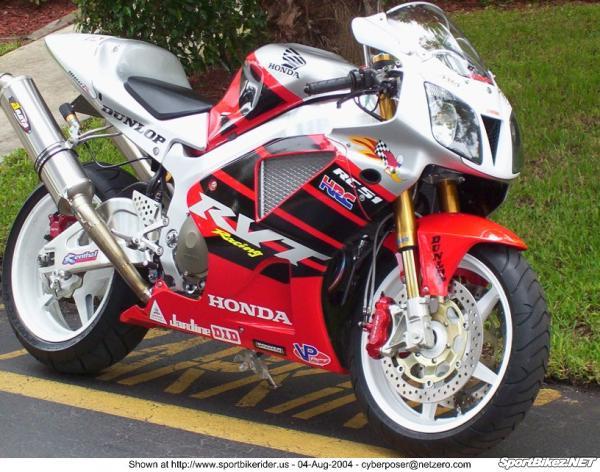 Fast Bikes Online Honda Rc51