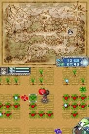 Free Download Games Rune Factory A Fantasy Harvest Moon DS For PC