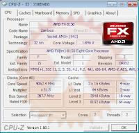 Processador da AMD consegue impressionante overclock de 9GHz.