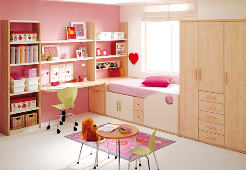 Good ideas for the rose room girls in pink color only for Nice bedroom ideas for girls