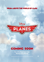 Pixar's Planes Movie Poster