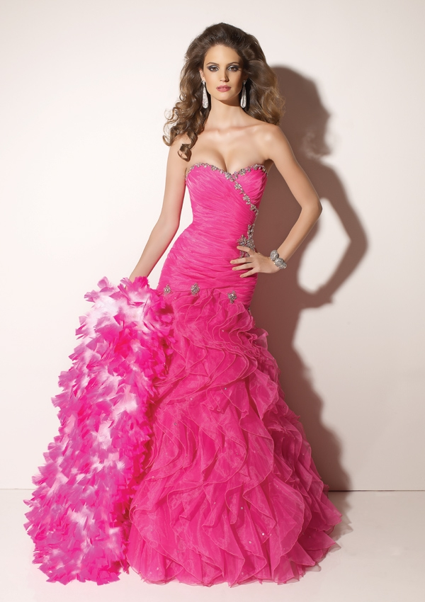 Angel Evening And Prom Styles: Mori Lee Prom Dresses