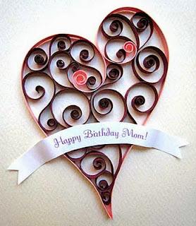 Selamat Ulang Tahun Ibu