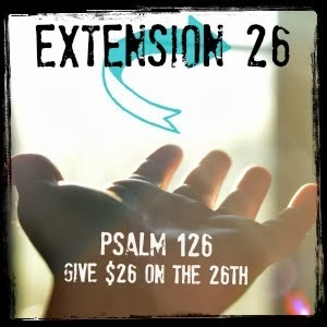 Extension 26: Giving thanks & spreading joy!