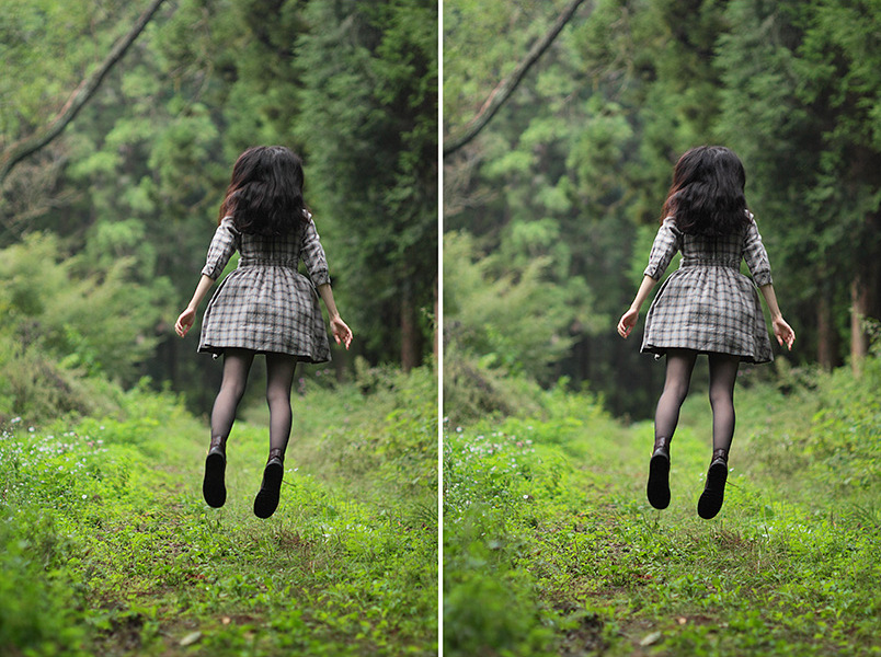 ©Natsumi Hayashi. More Levitation