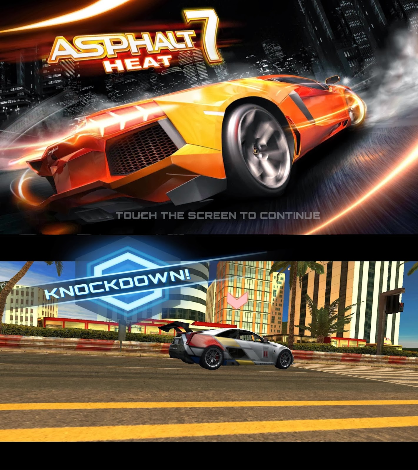 Cherry Mobile Cosmos Z2 Review Asphalt 7