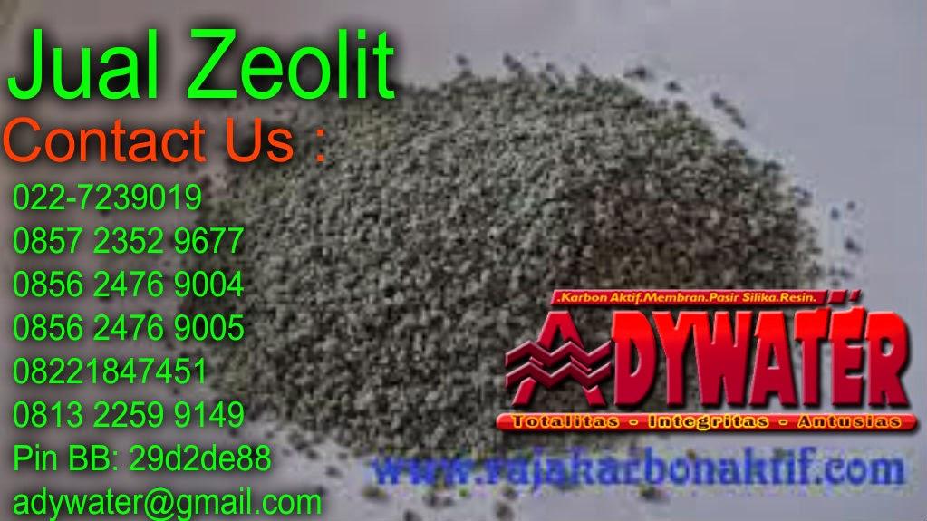 Harga Zeolit | Harga Filter Mangan Zeolit