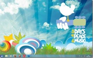 windows 7 natural themes