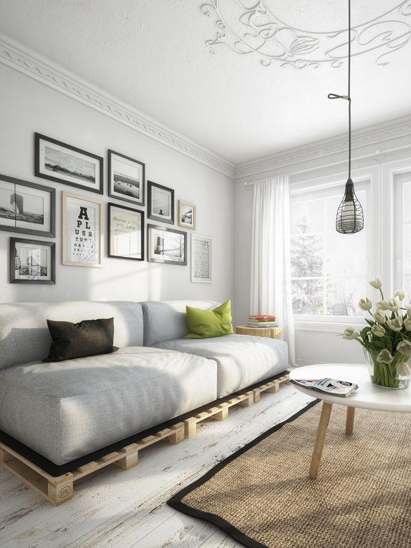 Como decorar a casa gastando pouco reciclar e decorar - Muebles tipo banak ...