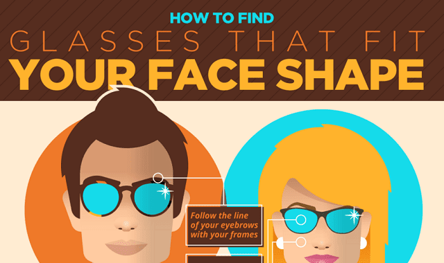 How to Find Glasses to Fit Your Face Shape