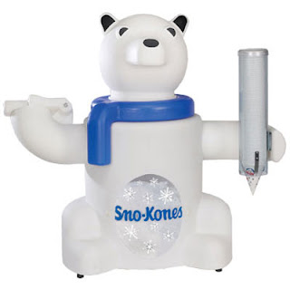 Polar Pete Sno-Kone Machine at www.cooksdirect.com