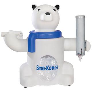 Polar Pete Sno-Kone Machine at www.cooksdirect.com