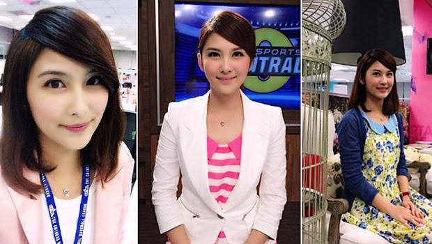 Ini lho Wanita Cantik Penyiar Berita dan Paling Sohor di Taiwan