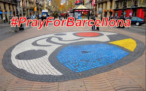 #PrayForBarcellona