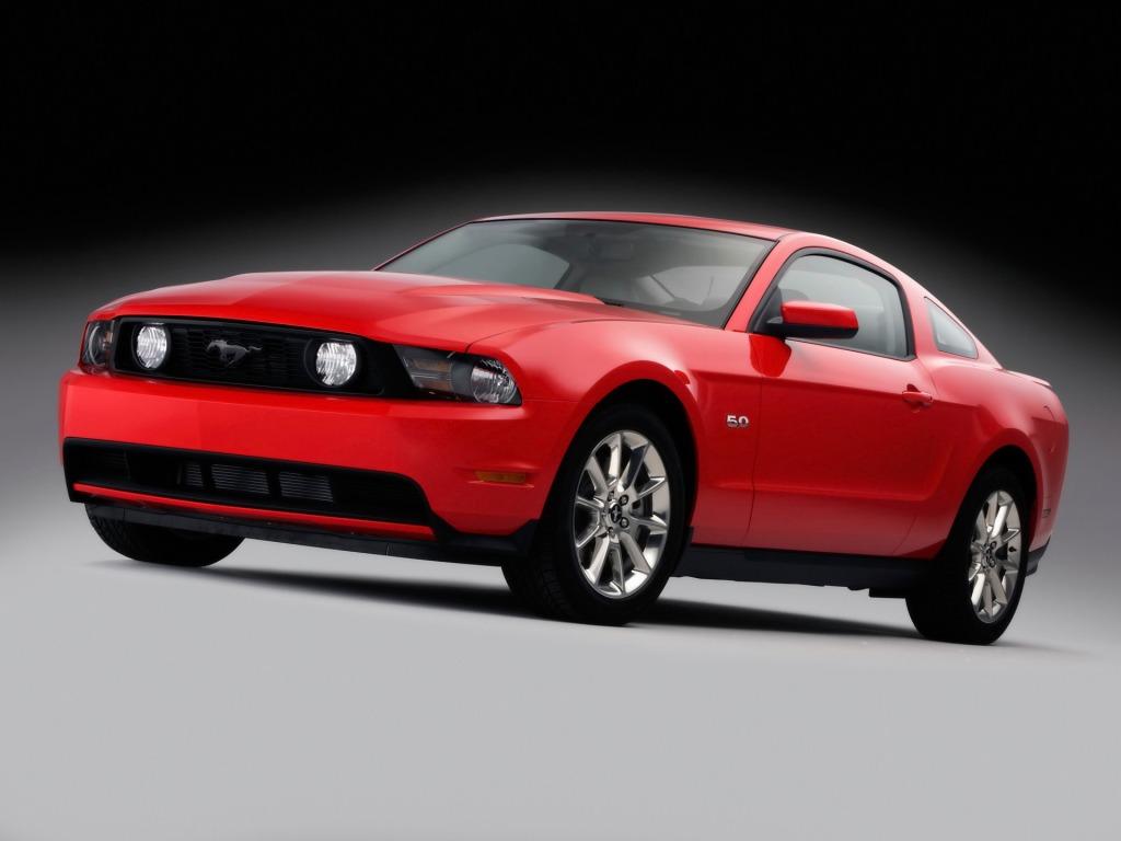 Desktop Wallpapers 1080p: Ford Mustang