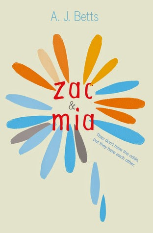 Zac and Mia book cover
