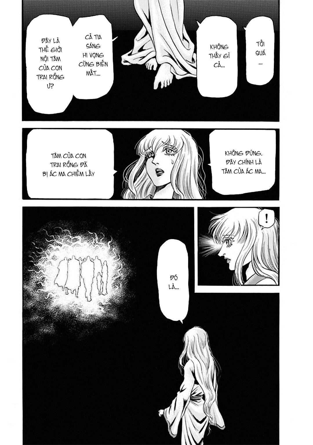 Chú bé rồng-Ryuuroden chap 287 Trang 15 - truyendep.com