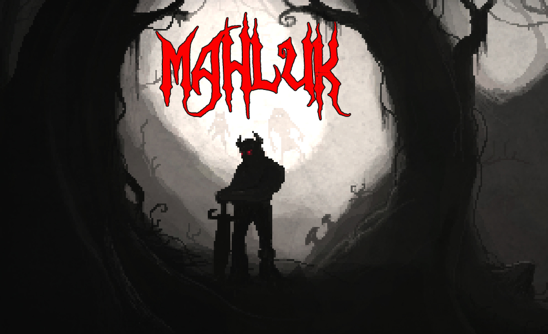 Mahluk android and ios hack and slash platformer game