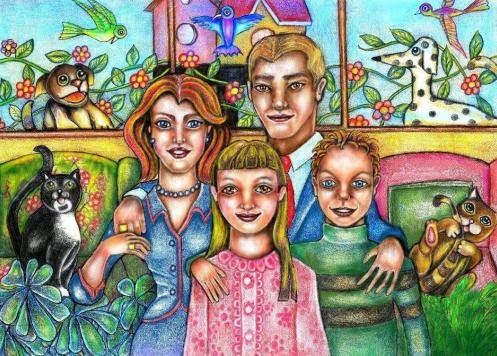 La cultura la familia sus antecedentes tipos y for Tipos de familia pdf