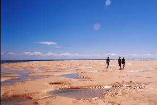 playa Straddie Island