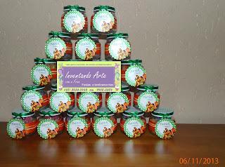 festa decoração cocoricó