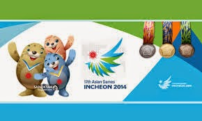 The Asian Games 2014 In Incheon