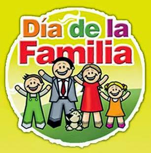 Feliz Día de la Familia (15 de Mayo)