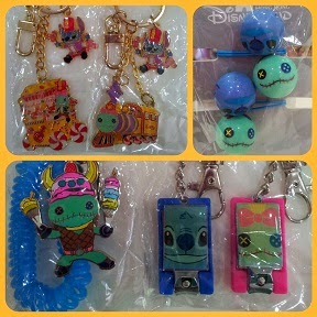 HKDL DISNEY SCRUMP ACCESSORIES