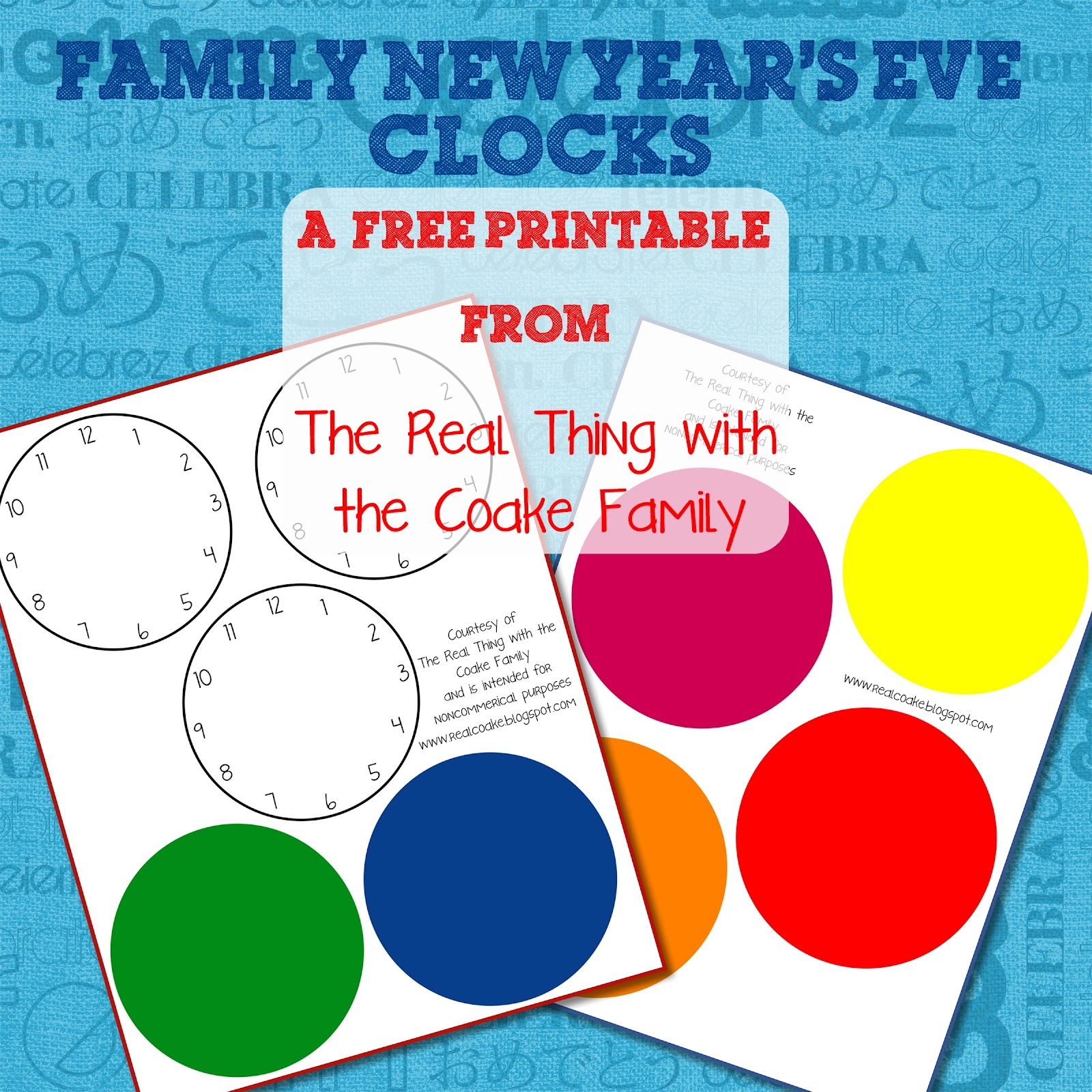 fun idea for a family new years eve celebration that whole family will enjoy