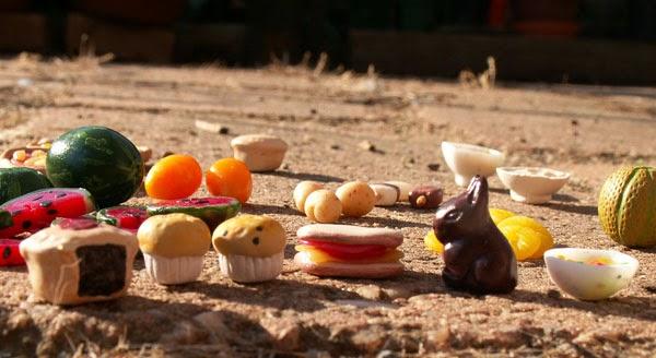 Các loại món ăn từ đất sét