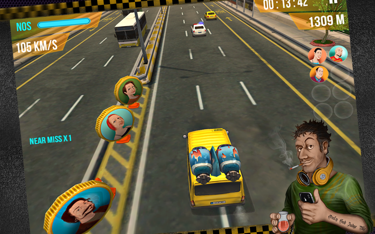 Dolmus Driver mod apk game for android