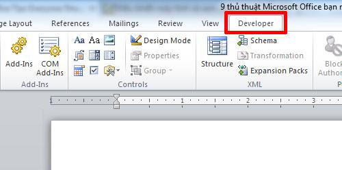 8 thủ thuật cho người hay dùng Microsoft Office 3