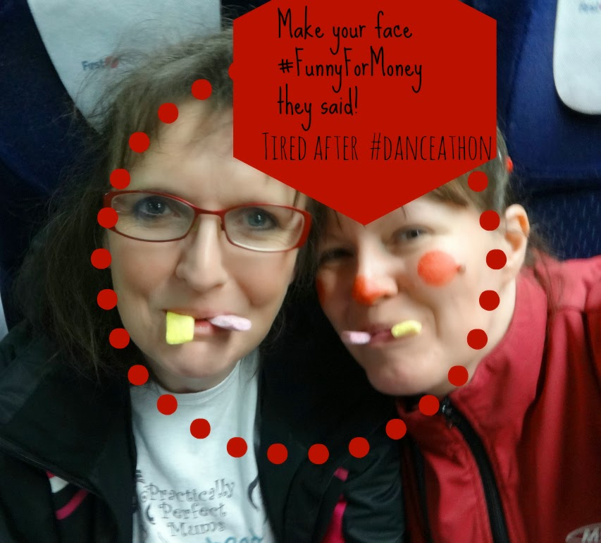 funny for money faces red nose day 2015