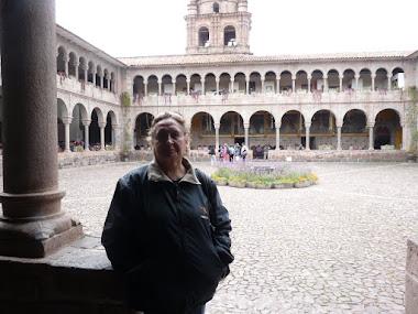 Convento Santo Domingo- Cuzco.