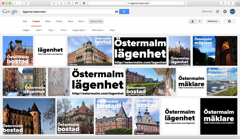 """Google Bilder sökresultat: """"lägenhet Östermalm"""""""