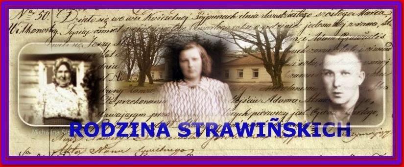 Rodzina Strawińskich