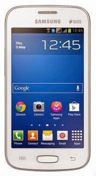 Harga Dan Spesifikasi Samsung Galaxy V Dengan Android KitKat
