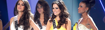TOP 3 MISS UNIVERSO 2011