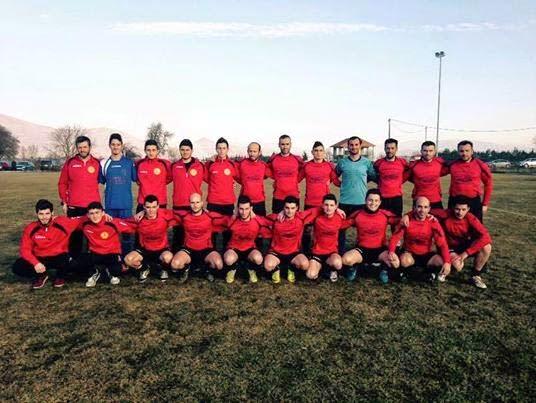 Ο επεισοδιακός αγώνας ΠΑΟ Καλοχωρίου – Χιλιόδενδρο 2-2
