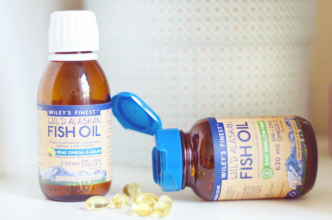 Taking fish oil for clearer skin helloannabel bloglovin for What is the best fish oil to take