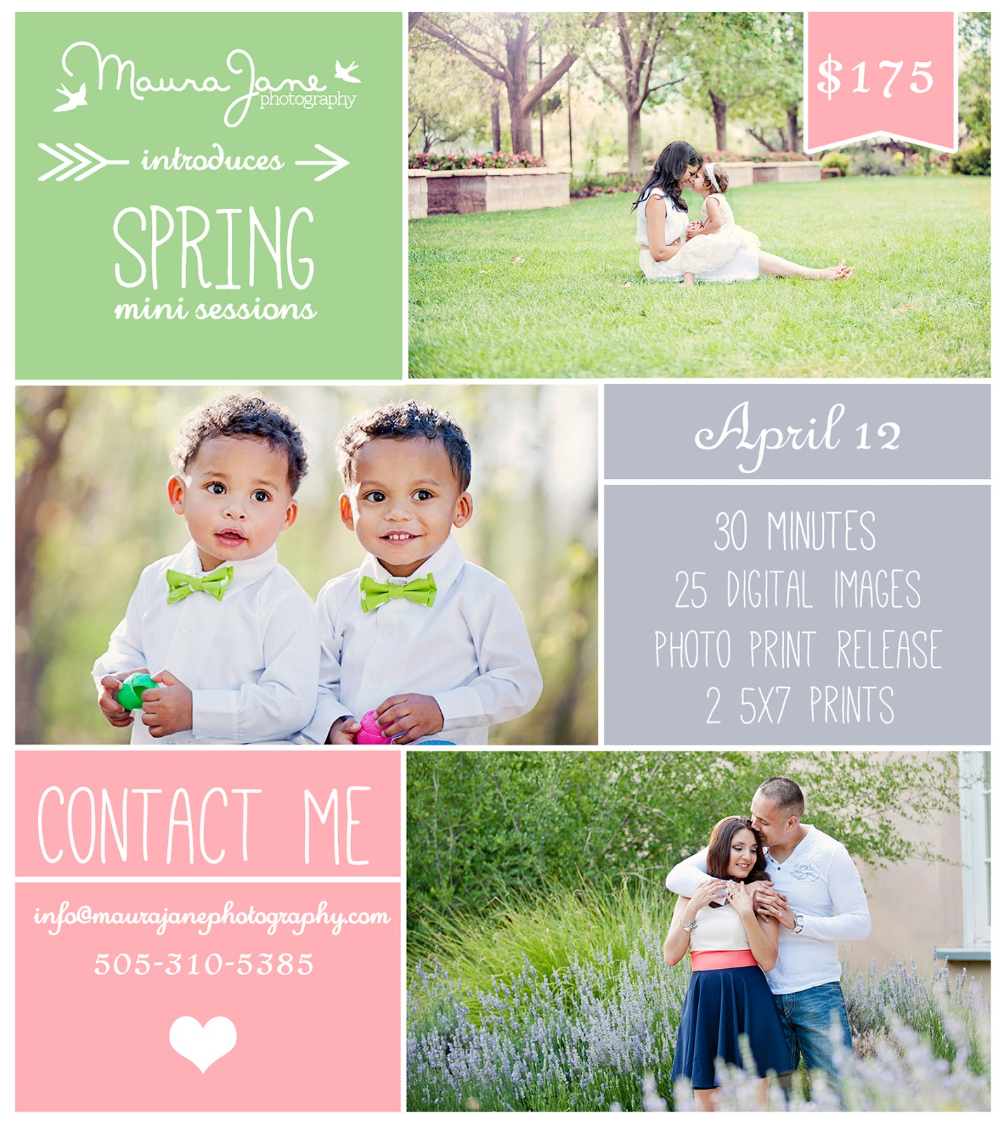 spring photos, family photographers in albuquerque, spring mini sessions in albuquerque, children photographers in albuquerque, couple photography, spring photography deals, outdoor photography session, spring photoshoot, family photographer in albuquerque
