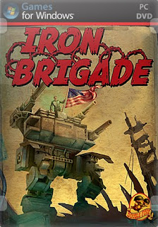 Download - Jogo Iron Brigade-SKIDROW PC (2012)