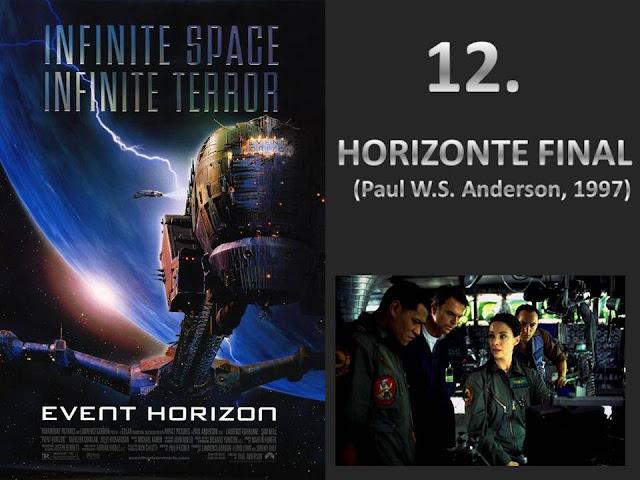 *Las mejores películas de Ciencia ficción de la historia del cine