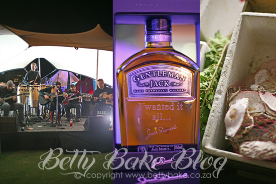 live music, band, jack daniels, gentleman jack, oysters, The Lady Oyster, Taste of Cape Town