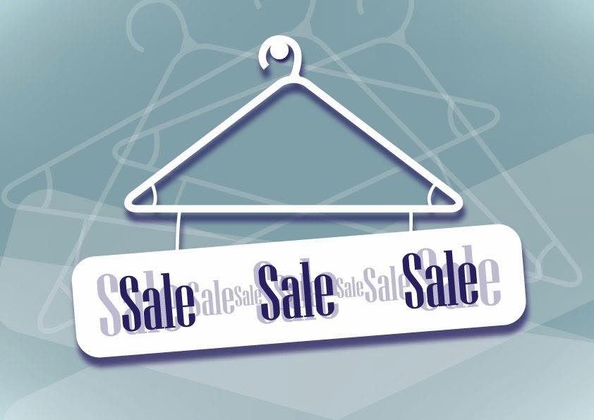 Hanger sale banner design
