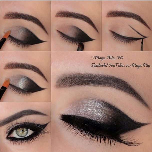 Lovely Bridal Makeup Smokey Eye Tutorial Step By Step Health